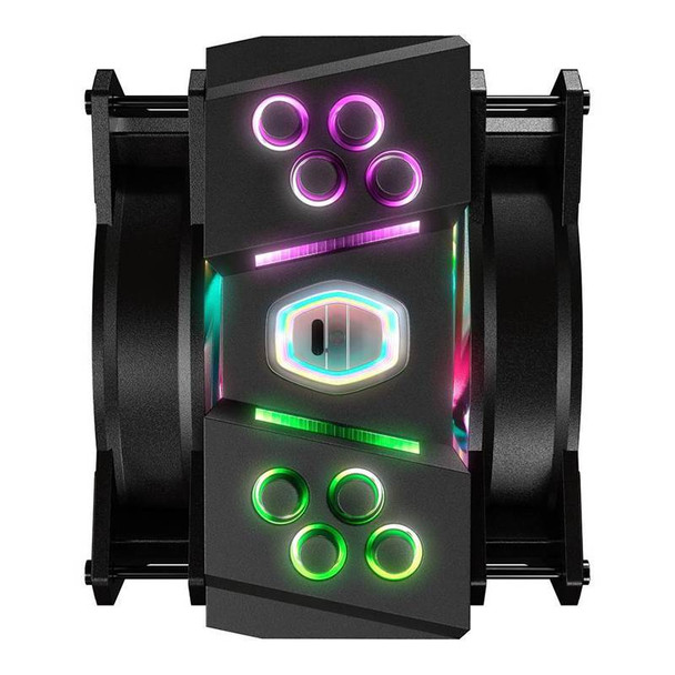 Cooler Master MasterAir MA410M Addressable RGB CPU Air Cooler Product Image 5