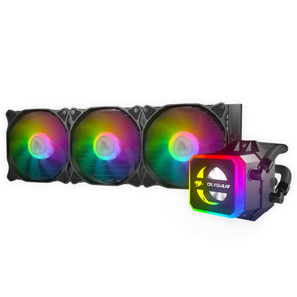 Image for Cougar Helor 360 RGB AIO Liquid CPU Cooler AusPCMarket