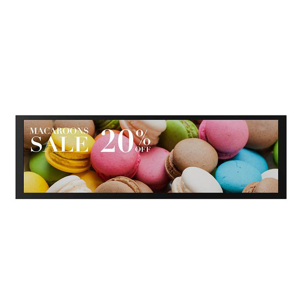 Image for BenQ BH380 38in X-Sign Compatible High Brightness Bar-Type Display AusPCMarket