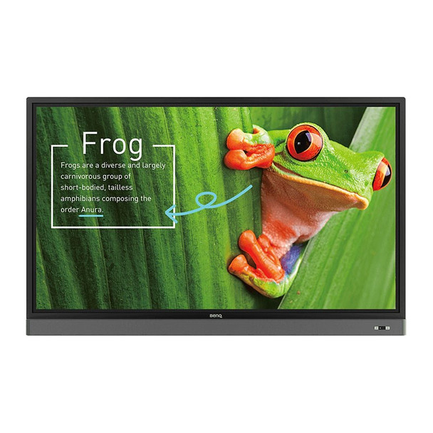 Image for BenQ RM7501K 75in 4K Interactive Touch Panel AusPCMarket