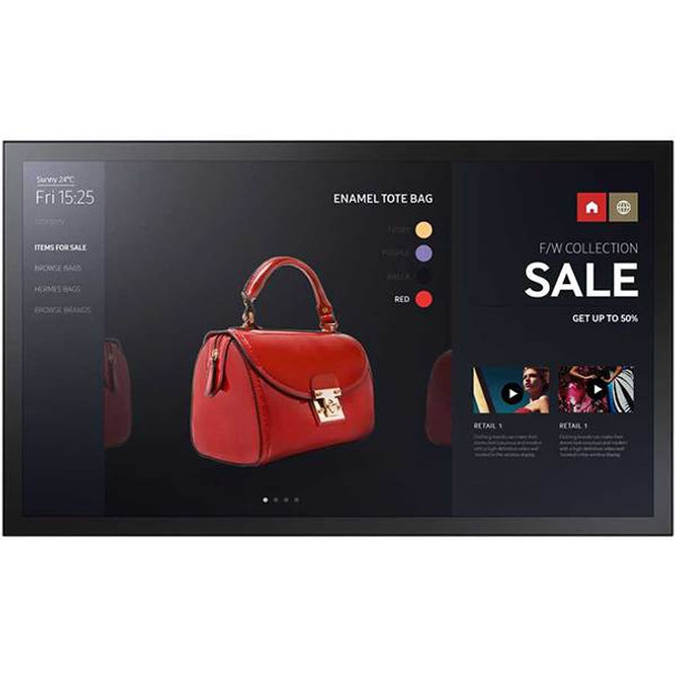 Image for Samsung PM32F-BC 32in FHD 16/7 300nit Touch Commercial Display AusPCMarket