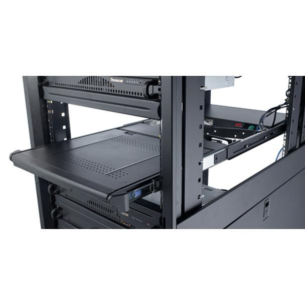 APC 8 Port Multi-Platform Analog KVM - KVM switch - PS/2 - 8 ports - 1 local use Product Image 6