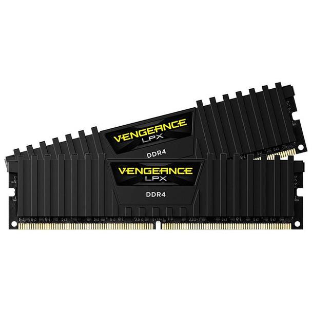 Image for Corsair Vengeance LPX 16GB (2x 8GB) DDR4 3000MHz Memory - Black AusPCMarket
