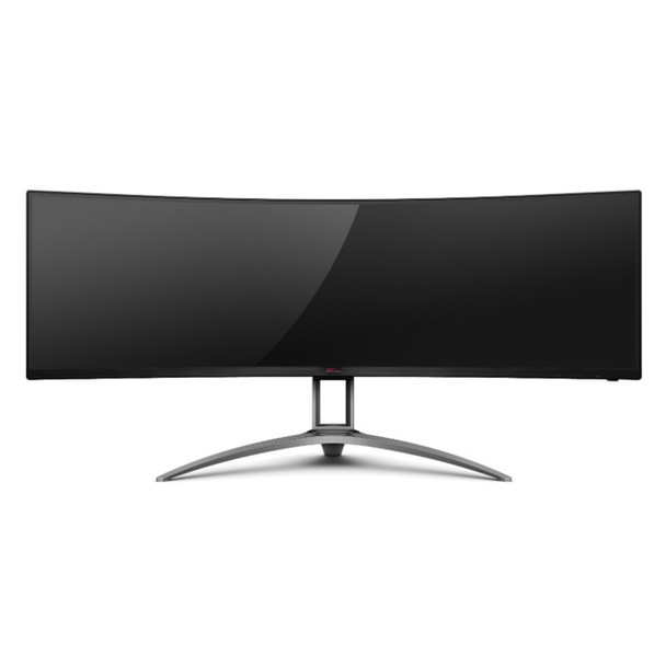 AOC AGON AG493UCX 49in 120Hz UWQHD FreeSync Premium Pro HDR Curved Gaming Monitor Product Image 3