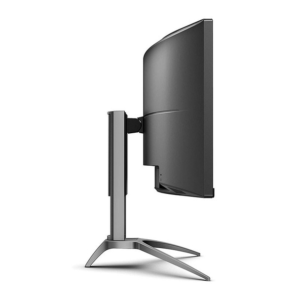 AOC AGON AG493UCX 49in 120Hz UWQHD FreeSync Premium Pro HDR Curved Gaming Monitor Product Image 4