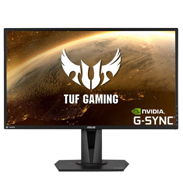Image for Asus TUF VG27AQ 27in 165Hz WQHD HDR10 IPS G-Sync Compatible Gaming Monitor AusPCMarket