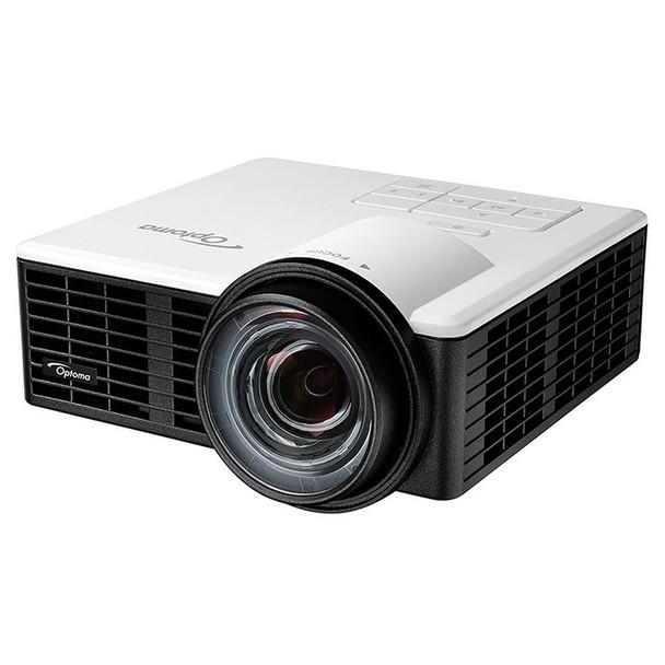 Image for Optoma ML750ST WXGA 800 Lumens Short Throw Compact LED Projector AusPCMarket