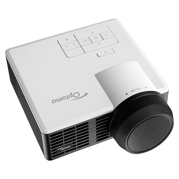 Optoma ML750ST WXGA 800 Lumens Short Throw Compact LED Projector Product Image 2