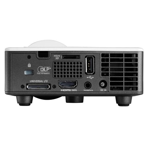 Optoma ML750ST WXGA 800 Lumens Short Throw Compact LED Projector Product Image 4