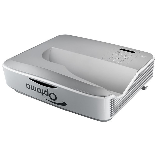 Image for Optoma ZH400UST Full HD Ultra Short Throw Laser Projector - Mount Included AusPCMarket
