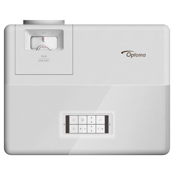 Optoma ZH406 Full HD 4500 Lumens DLP Laser Projector Product Image 3