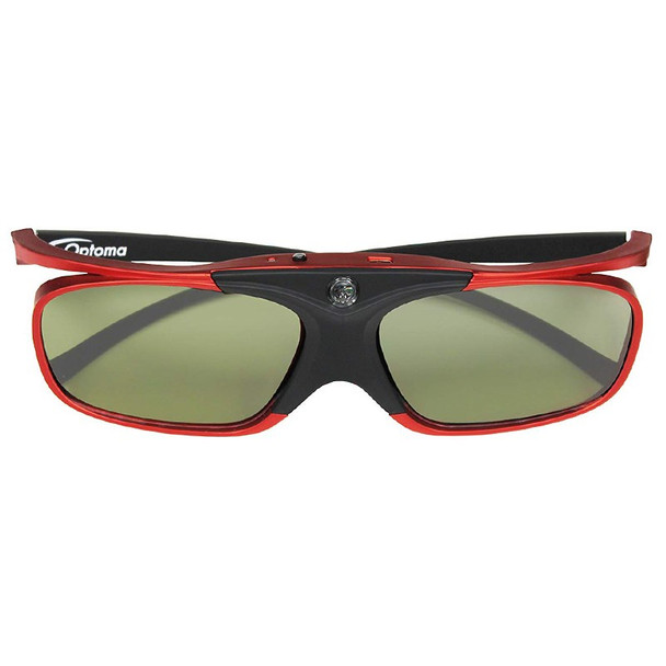 Optoma ZD302 DLP-Link Active Shutter 3D Glasses Product Image 3