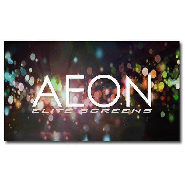 Elite Screens Aeon CineGrey 3D 120in 16:9 Fixed Edge-Free Projection Screen Product Image 2
