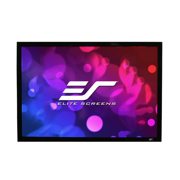Image for Elite Screens ezFrame 135in 4:3 Fixed Home Theater Projection Screen AusPCMarket