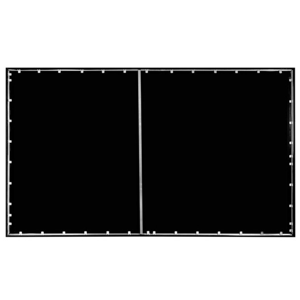 Elite Screens Sable Frame 2 120in 16:10 Fixed Projection Screen Product Image 2