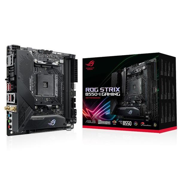 Image for Asus ROG STRIX B550-I GAMING AM4 Mini-ITX Motherboard AusPCMarket