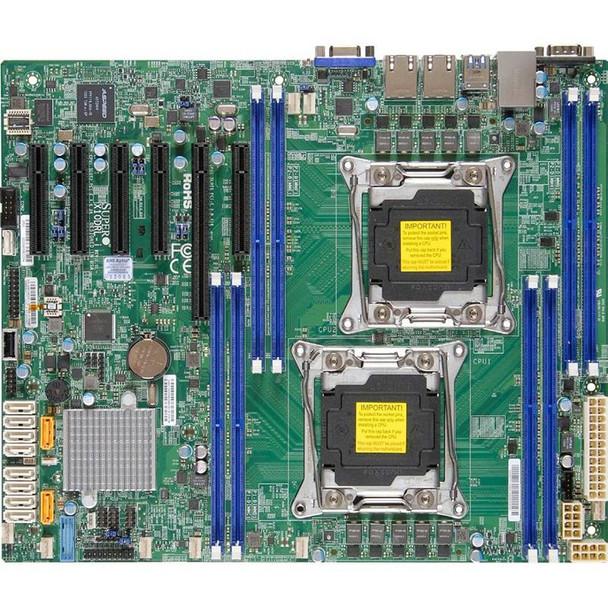 Image for Supermicro X10DRL-i Dual Socket LGA 2011 Motherboard - OEM Packaging AusPCMarket