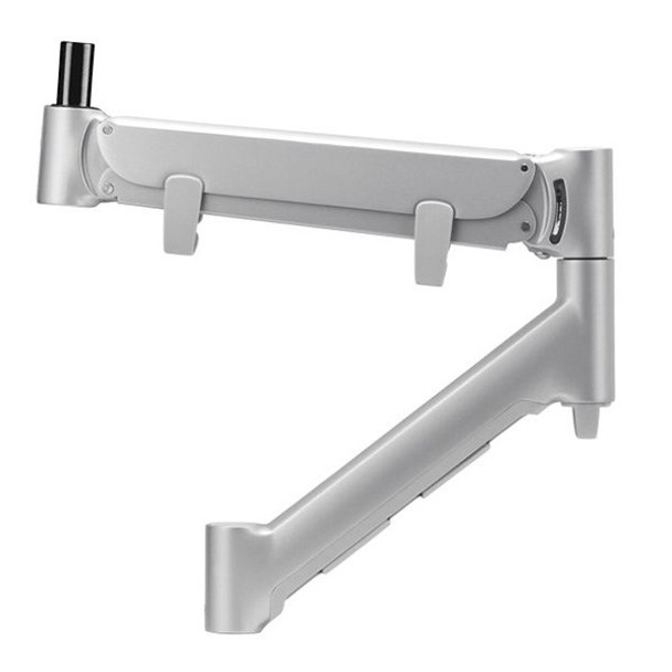 Image for Atdec AWM-AHX-S Heavy Duty Dynamic Monitor Arm up to 43in - Silver AusPCMarket