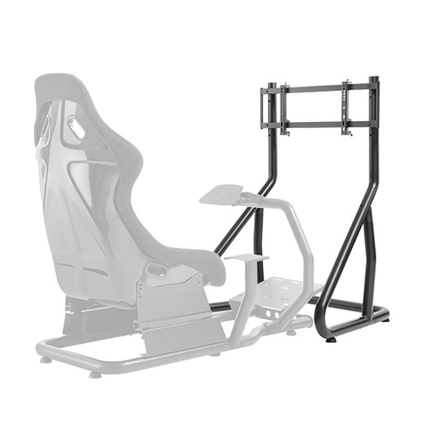 Brateck Racing Simulator Cockpit Single Monitor Stand 32in-55in Product Image 3