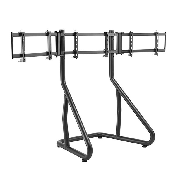 Image for Brateck Racing Simulator Cockpit Triple Monitor Stand 24in-32in AusPCMarket