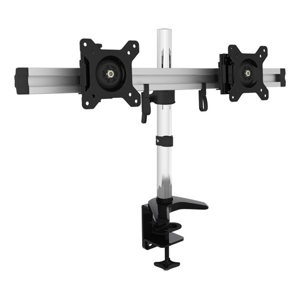 Image for Vision Mounts Dual LCD Monitor Mount Monitor Display 15in-27in AusPCMarket
