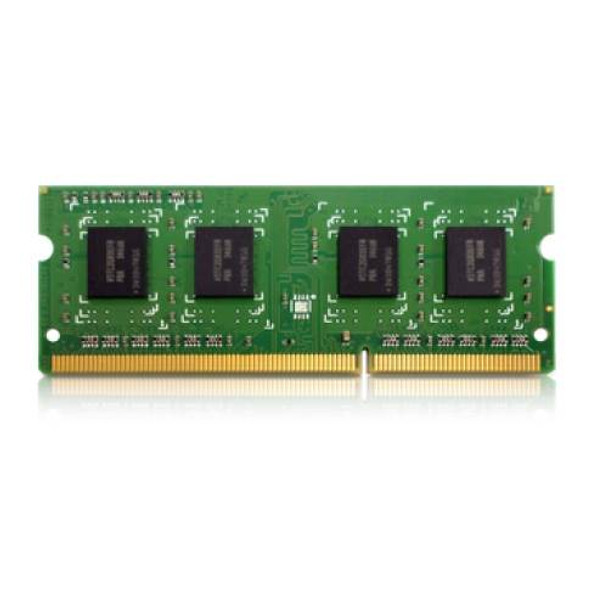 Image for QNAP 4GB DDR3L-1600 204Pin RAM Module SODIMM - RAM-4GDR3L-SO-1600 AusPCMarket