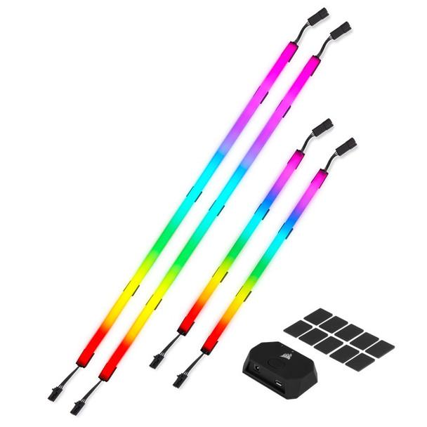 Image for Corsair iCUE LS100 Smart Lighting Strip Start Kit AusPCMarket
