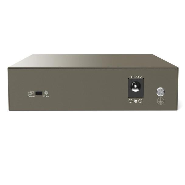 Tenda TEG1105P-4-63W 5-Port Gigabit Unmanaged Ethernet Switch with 4-Port PoE Product Image 3