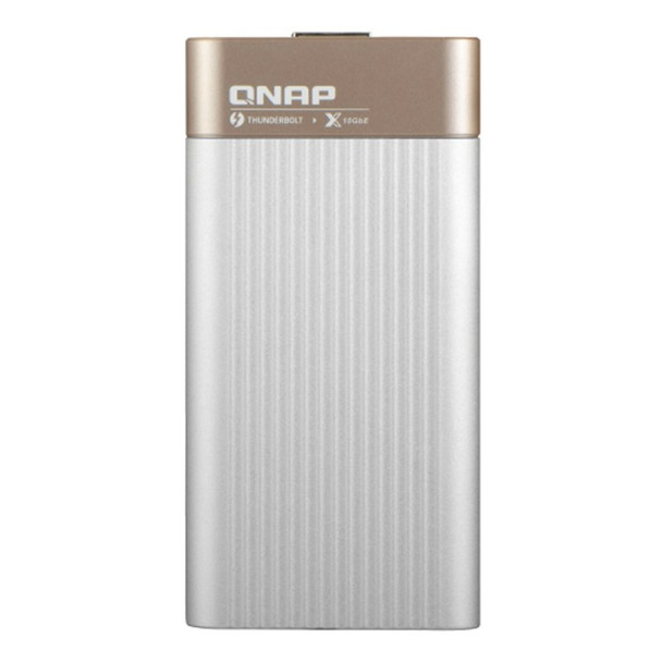 QNAP Thunderbolt 3 to 10GbE SFP+ Network Adapter Product Image 2