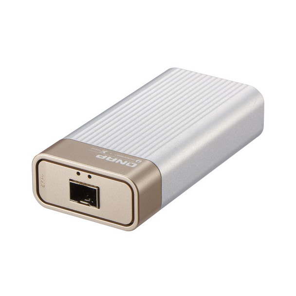 QNAP Thunderbolt 3 to 10GbE SFP+ Network Adapter Product Image 3