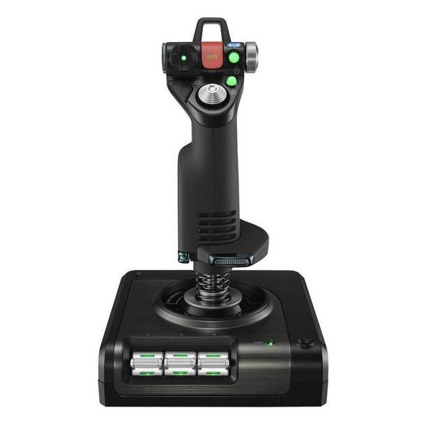 Logitech G X52 Pro Flight Control System Product Image 2