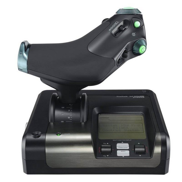 Logitech G X52 Pro Flight Control System Product Image 5