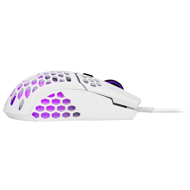 Cooler Master MM711 RGB Optical Gaming Mouse - Matte White Product Image 5