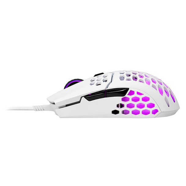 Cooler Master MM711 RGB Optical Gaming Mouse - Matte White Product Image 6