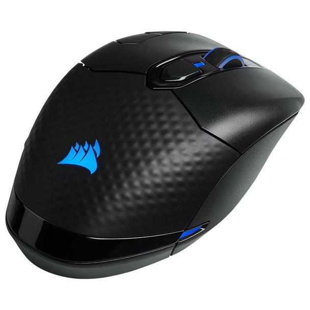 Corsair Dark Core RGB PRO SE Wireless Optical Gaming Mouse - Black Product Image 8