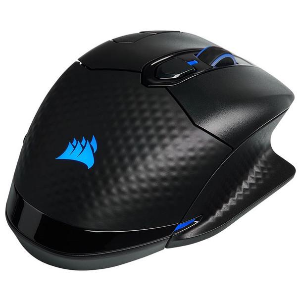 Corsair Dark Core RGB PRO SE Wireless Optical Gaming Mouse - Black Product Image 14