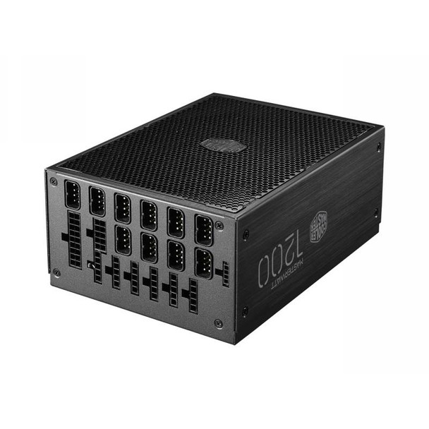 Cooler Master MasterWatt Maker 1200W 80+ Titanium Modular Power Supply Product Image 2