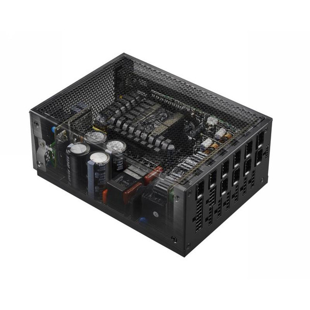Cooler Master MasterWatt Maker 1200W 80+ Titanium Modular Power Supply Product Image 4