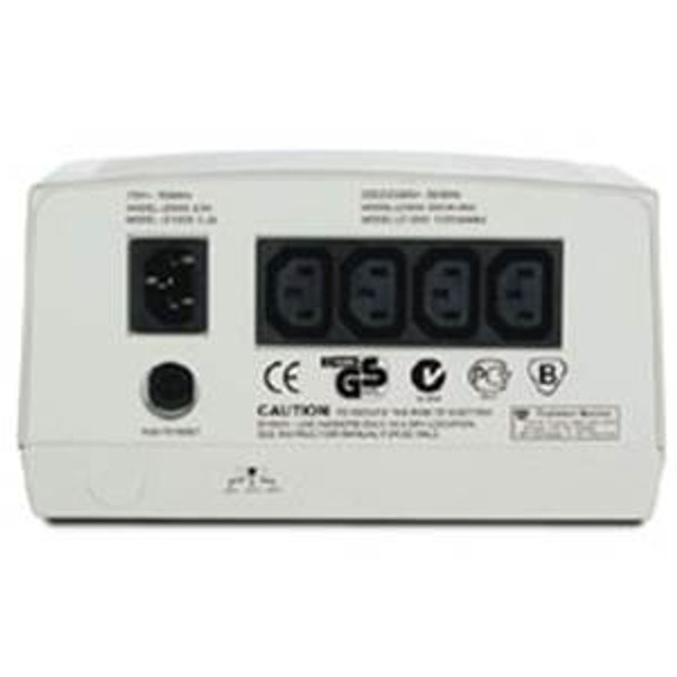 APC Line-R 1200VA Automatic Voltage Regulator (LE1200I) Product Image 2