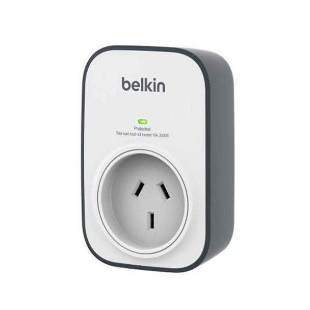 Image for Belkin 1 Outlet Wallmount Surge Protector (BSV102AU) AusPCMarket