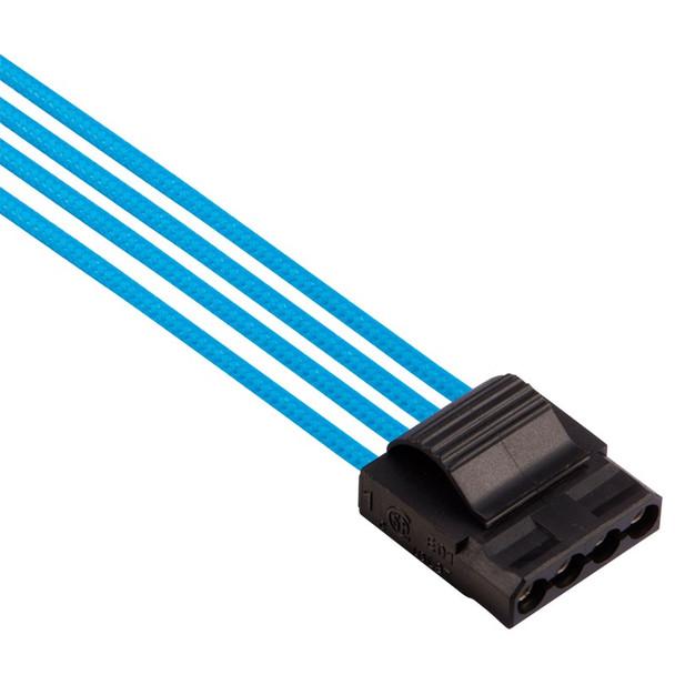 Corsair Premium Individually Sleeved PSU Cables Pro Kit - Blue Product Image 10