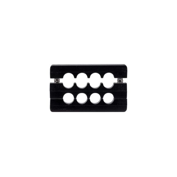 Corsair Premium Individually Sleeved PSU Cables Pro Kit - White/Black Product Image 13