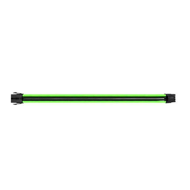 Thermaltake TtMod Sleeved PSU Extension Cable Set – Green/Black Product Image 5