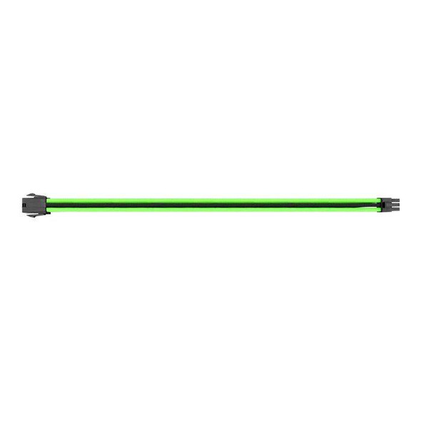 Thermaltake TtMod Sleeved PSU Extension Cable Set – Green/Black Product Image 7