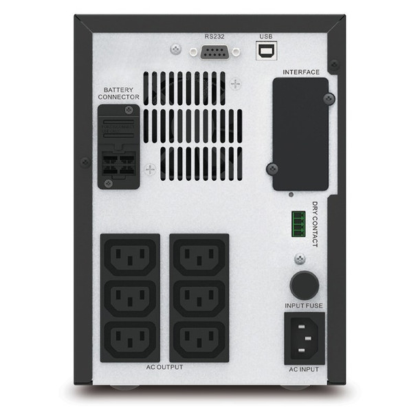 APC SMV3000CAI Easy UPS SMV 3000VA 230V 2100W LCD Product Image 2