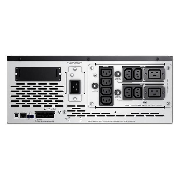 APC SMX2200HV Smart-UPS 2200VA/1980W Sinewave Line Interactive Rack/Tower UPS Product Image 4