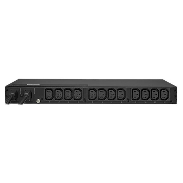 CyberPower PDU15MHVIEC12AT Metered Automatic Transfer Switch Product Image 2