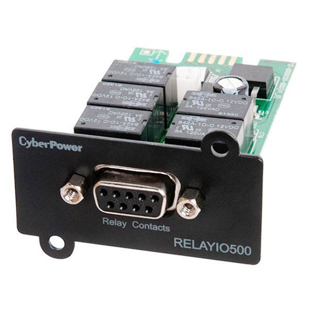 Image for CyberPower RELAYIO500 Relay Card for PRO Series UPS AusPCMarket