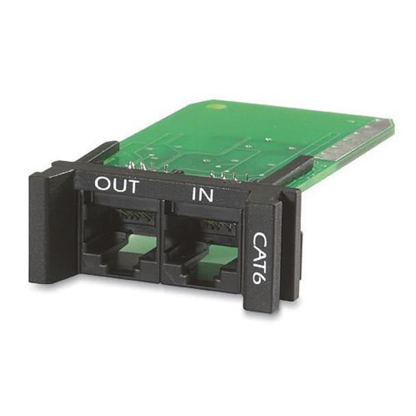 Image for APC ProtectNet Surge Module for CAT6 or CAT5/5e Network AusPCMarket