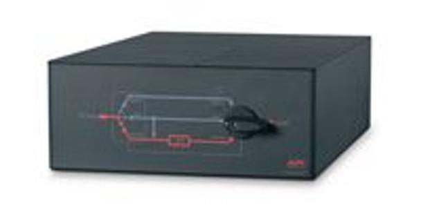 Image for APC Service Bypass Panel for 200-240V Symmetra LX 4-16kVA; Hardwire Output AusPCMarket